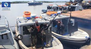 Nigerian Navy Resumes 'Exercise Eagle Eye' To Tighten Sea Security