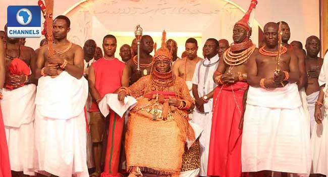 Oba of Benin – Channels Television