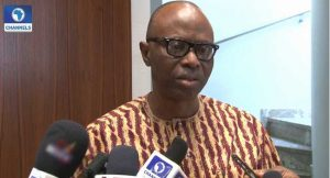 Mimiko Meets Buhari, Says Jegede Remains PDP's Lawful Candidate,