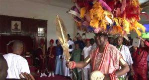 Onitsha, Ofala Festival, Anambra