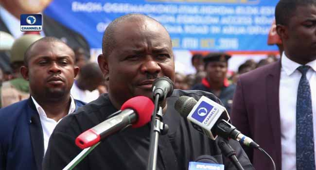 Wike Pledges Commitment To Full Revival Of Health Sector
