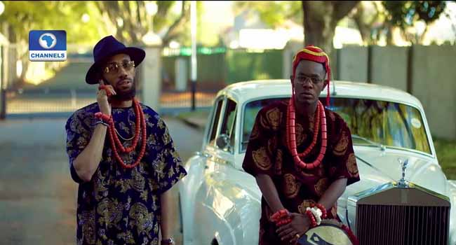 patoranking, money, music video, phyno