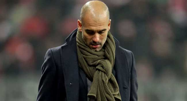 Barcelona Shatter Guardiola's Hope Of Victory With Man City