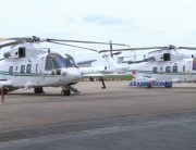 Presidential-jet-helicopters-Air-Force
