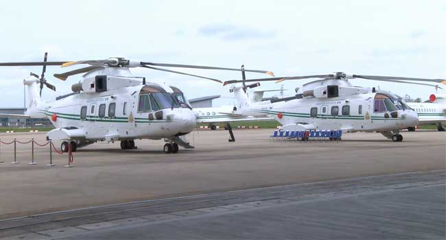 FG Releases Two Presidential Aircraft To Nigerian Air Force