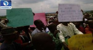 Unions, Bayelsa Radio Station, John Idunmage