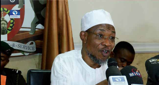 Aregbesola Promises Improved Water Supply With $65m Loan