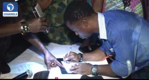 Ex-Militants Receive Two Months Stipends