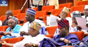 Senate on unemployment