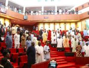 Senate To Reconvene Tuesday, Debate Onnoghen's Suspension