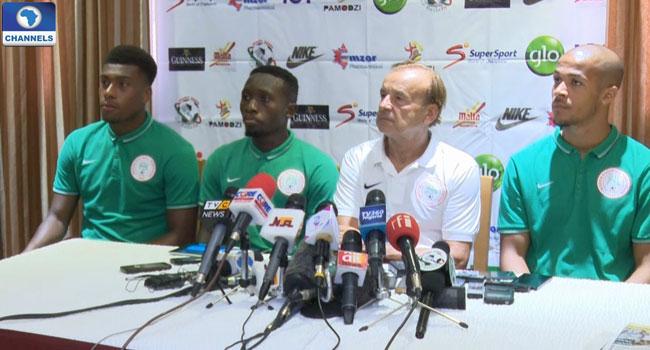 FIFA Fixes Dates For Nigeria, Cameroun World Cup Qualifiers