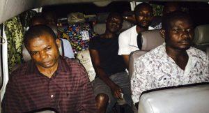 suspected members of ipob