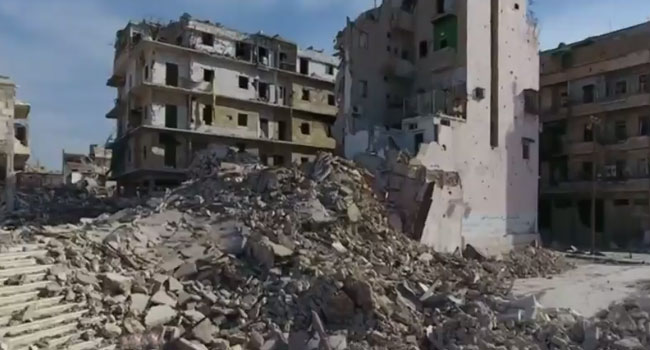 UN To Vote On Syria Ceasefire Deal
