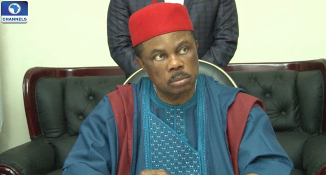 Obiano Suspends Unlicensed Mining In State