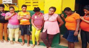 Police, Child trafficking, Akwa Ibom