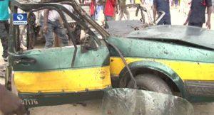 Maiduguri, NEMA, Military escort