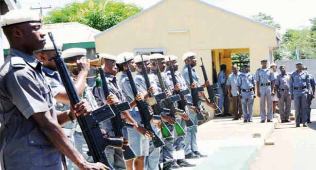 Nigerian Customs Service, Rivers, Oil Bunkering