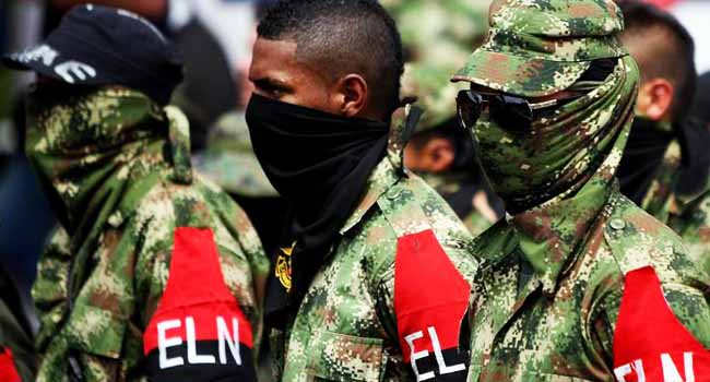 Colombia hostage release, ELN