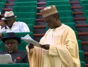 Lawmakers, External loan, Muhammadu Buhari
