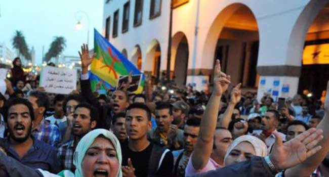 Death Of Fish Seller Triggers Protests In Morocco