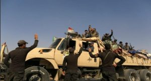 Iraq Begins Battle To Wrestle Southern Mosul