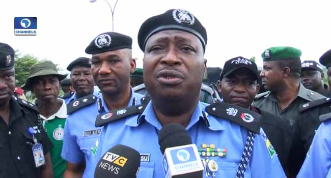 Ogun Police Arrest Three Armed Robbery Suspects