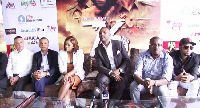 '76' Movie Finally Set To Premiere In Nigeria