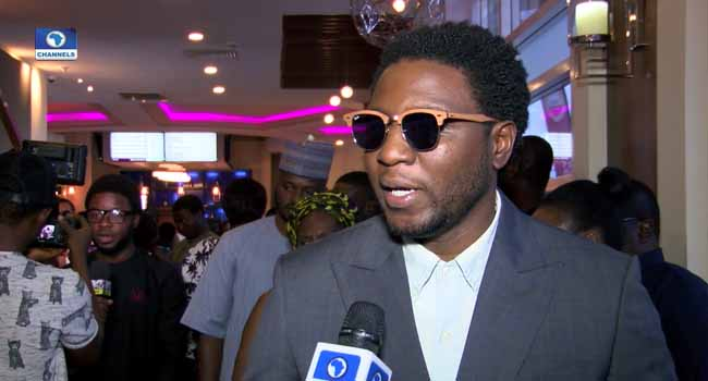 Seyi Babatope Hosts Premiere Of 'When Love Happens Again'