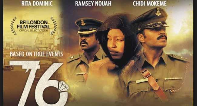 '76' Finally Premieres In Lagos