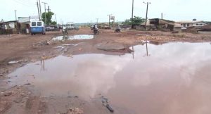 Motorists Lament State Of Agbor-Uromi Road