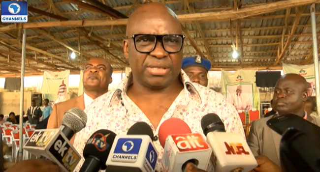 Gov. Fayose Declares Support For LGs' Autonomy