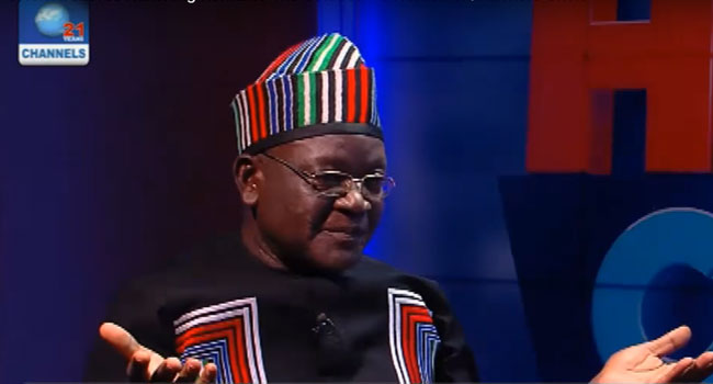 Interview: Benue Governor Reveals Militia Sponsored By Herdsmen