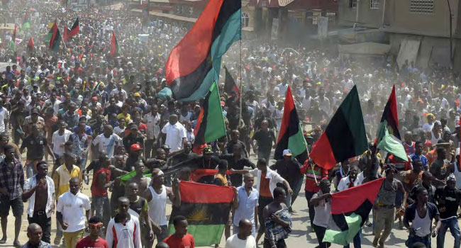 Amnesty International Accuses Security Forces Of Killing 150 IPOB Supporters