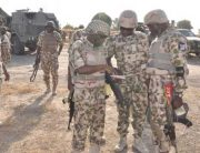 Troops, Boko Haram