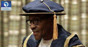 Buhari Urges Nigerian Engineers To Help End Pipeline Vandalism