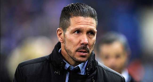 Champions League: Simeone Expects Tough Game Against Madrid