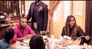 Franklin Jitubo, Debut Feature Film, 'Dinner'