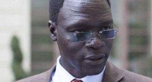 Kenya, Riek Machar's Spokesman