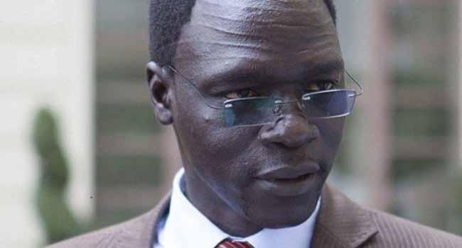 Kenyan Authorities Deport Riek Machar's Spokesman