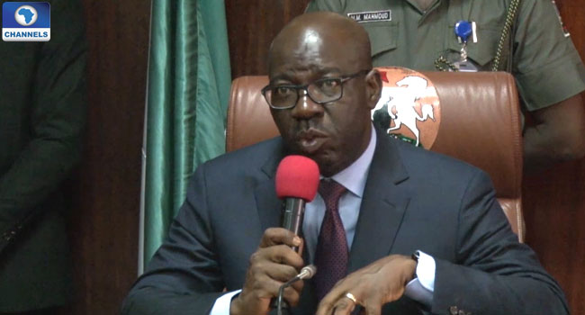 Governor Obaseki Signs CDA Bill Into Law
