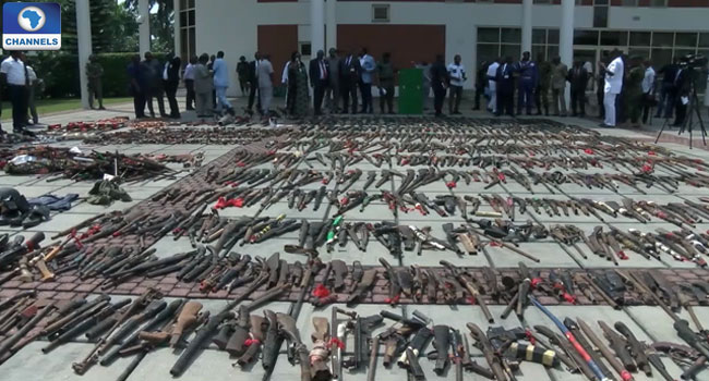 Over 20,000 Cultists In Rivers State Embrace Amnesty