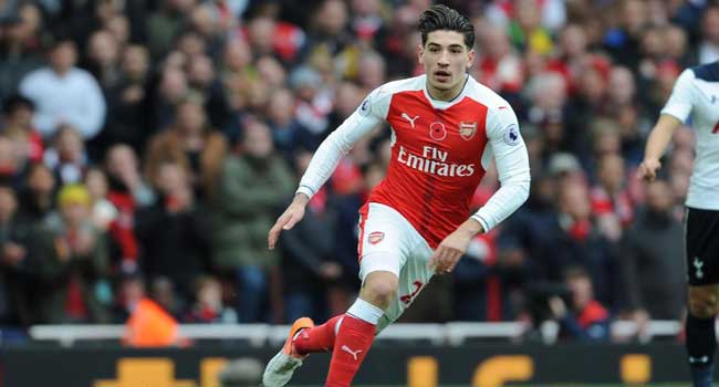 Arsenal Lose Bellerin Ahead Of Man-United Derby