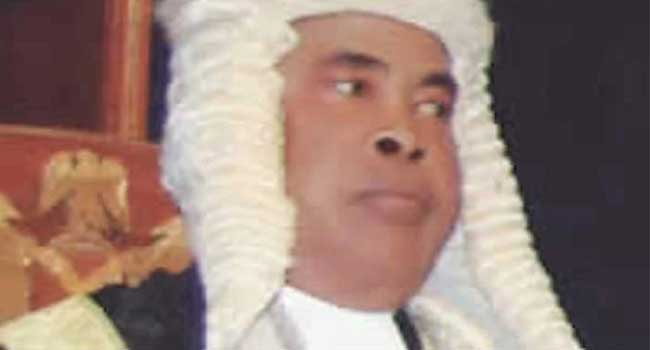 Alleged Money Laundering: Justice Ngwuta's Trial Stalled