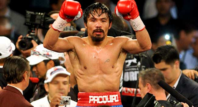 Pacquiao's Age Is Question Mark For Horn Fight, Says Bob Arum