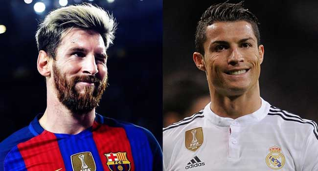 Ronaldo, Messi Lead 2016 FIFA Awards Shortlist