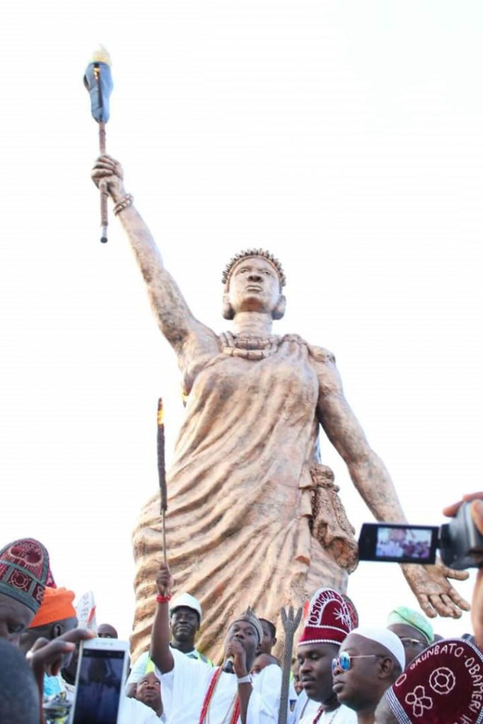 moremi-statue-of-liberty-in-ile-ife