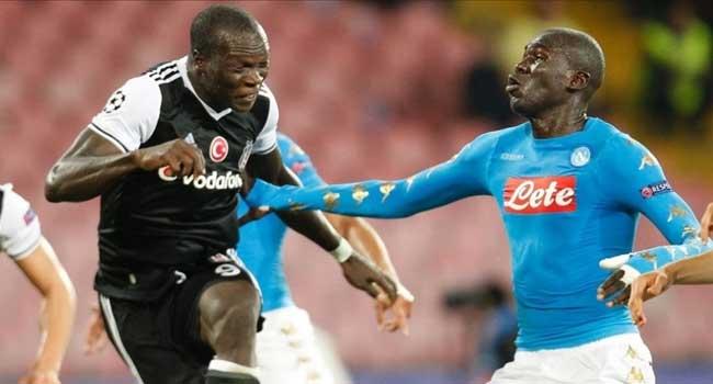 Besiktas Draw Napoli In Champions League Group Clash