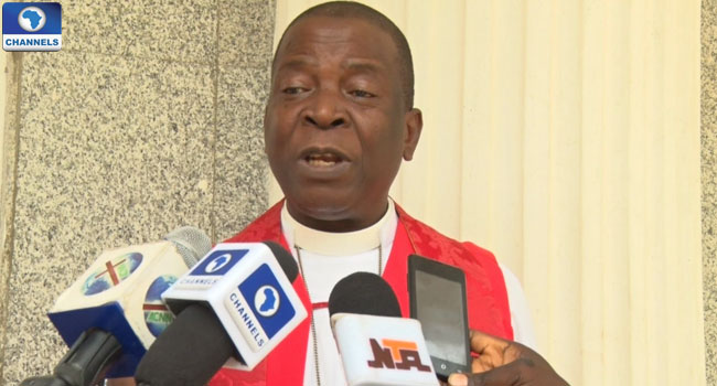 Anglican Primate Wants More Protection For Nigerians In Northeast