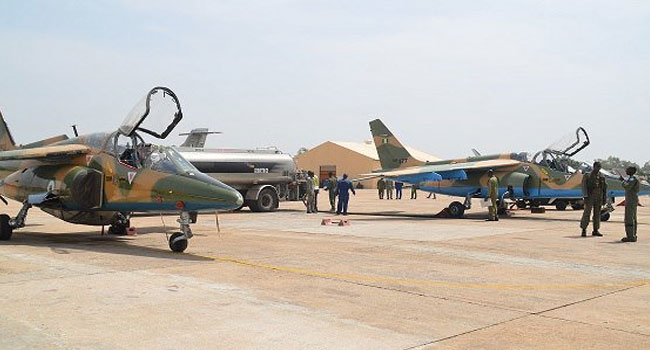 Air Force Deploys More Assets To Search For Dapchi Schoolgirls