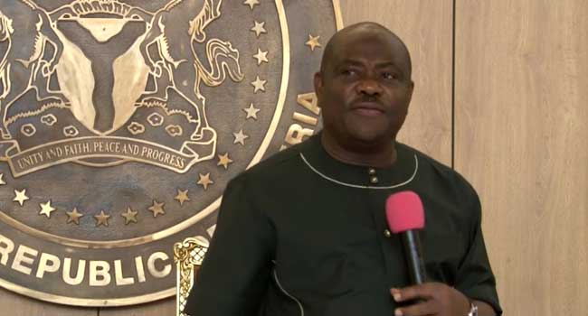 Wike Accuses INEC Of Plot To Rig 2019 Elections